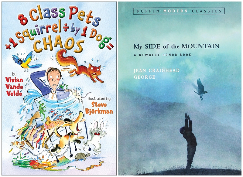 summer read alouds