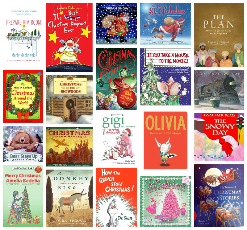 christmas read alouds for kids